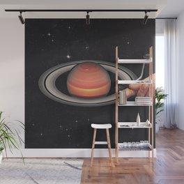 Galactic DJ Wall Mural