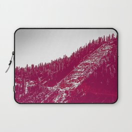 A red velvet myst fogged his eyes but they were evergreen Laptop Sleeve
