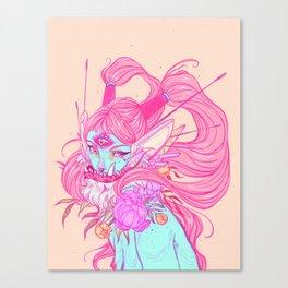 Mayumi Canvas Print