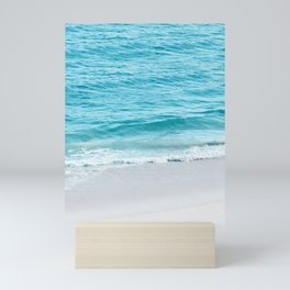 Malibu Shore Mini Art Print