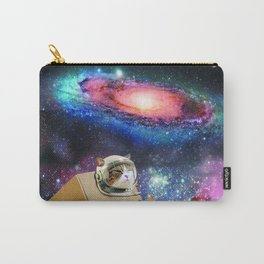 Multidimensional Universal Traverler Carry-All Pouch