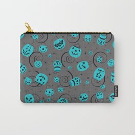 Halloween Magic- Teal Pumpkin Project Carry-All Pouch