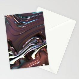 715 Fractal Stationery Cards