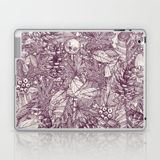 forest floor berry ivory Laptop & iPad Skin