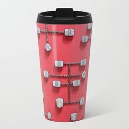 061: Eames  - 100 Hoopties Travel Mug