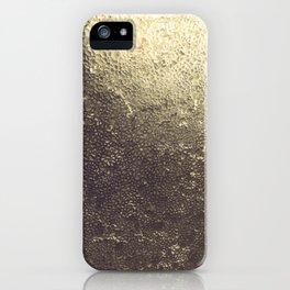 Gold Honey iPhone Case