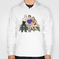 hetalia Hoodies featuring The Frying pangle by Jackce