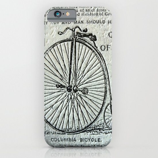 Old Times iPhone & iPod Case