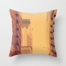 blaaaaa Throw Pillow