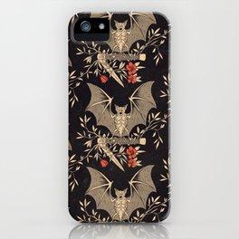 Tittybats iPhone Case
