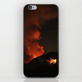 El Diablo Fire iPhone Skin
