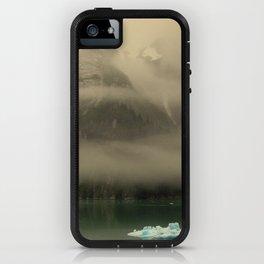 Icebergs in Alaska iPhone Case