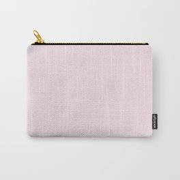 Basic Colors Series - Baby Pink Carry-All Pouch
