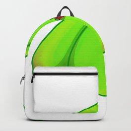 lady leaf Backpack