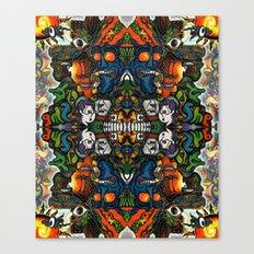 BBQSHOES™: 87 Shirt Dream 1 Canvas Print
