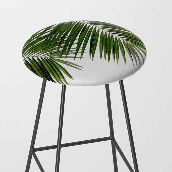 Palm Leaf II Bar Stool