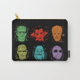 Old Grotesque Carry-All Pouch