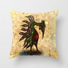 Nopalitus Noticierus Throw Pillow