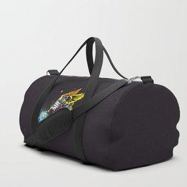 cool sneaker graffiti with wings Duffle Bag