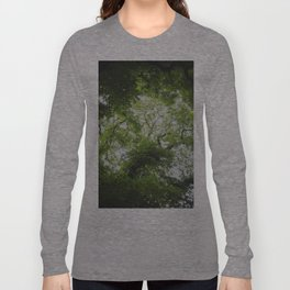 Up in the Trees Above Long Sleeve T-shirt