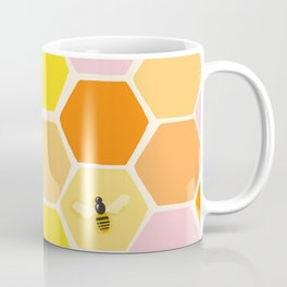 Busy As A Bee In A Hive Coffee Mug