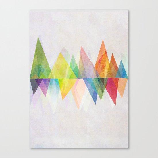 Graphic 37 Canvas Print