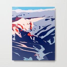 Winter Sunrise #society6 #decor #buyart Metal Print