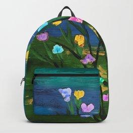 My Favorite Flowers Backpack