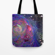The Expanding Universe Tote Bag