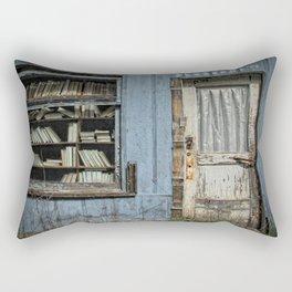 The Bookstore Rectangular Pillow