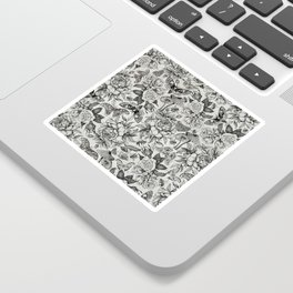 Botanical Pattern II Sticker
