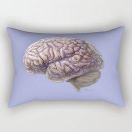 Brain and Vein Rectangular Pillow