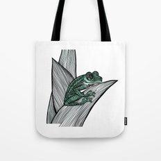 Croac Tote Bag