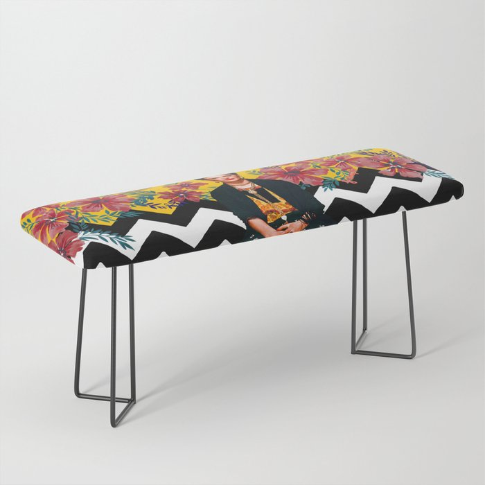 Frida Tropical Bench