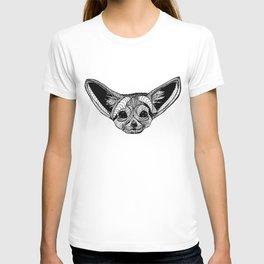 desert fox T-shirt