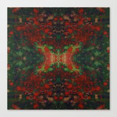 Collective Mass Canvas Print