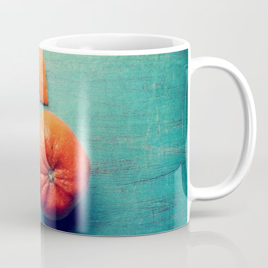 Orange Wedge Mug