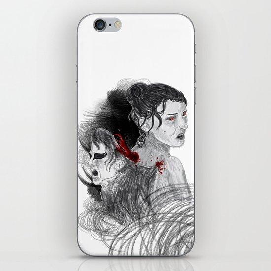 Black Swan II iPhone & iPod Skin
