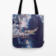 Diamonds (back) Tote Bag