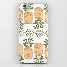 Pineapples iPhone & iPod Skin