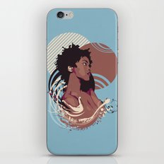=Lauryn Hill///Killing Me Softly With This Song= iPhone & iPod Skin