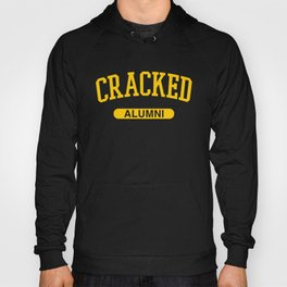 Cracked Alumni Hoody
