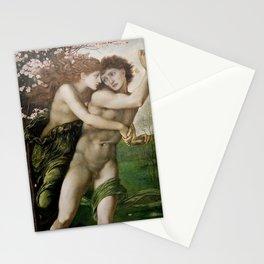 "Edward Burne-Jones ""Phyllis and Demophoon"" Stationery Cards"