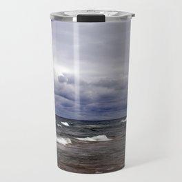 Great Lake Superior Travel Mug