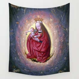 Geertgen tot Sint Jans The Glorification of the Virgin Wall Tapestry