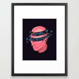 Platonic Framed Art Print