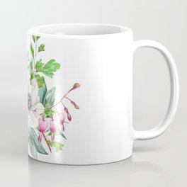 Peony Hearts Coffee Mug