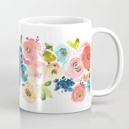 Floral POP #2 Coffee Mug