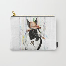 Oh Bunny Carry-All Pouch