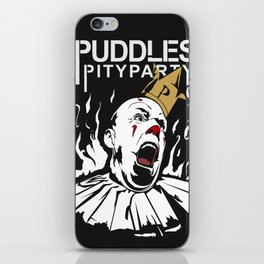 Puddles pity party 2 iPhone Skin
